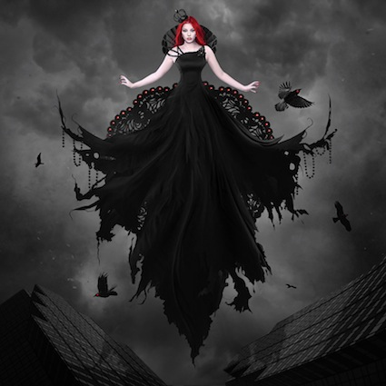 Dark Queen of Hearts